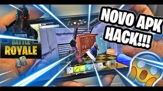 Left!! Runs!!! FORTNITE MOBILE OFFICIAL ON ANDROID NEW APK HACK!!! (SAME VC TEST)