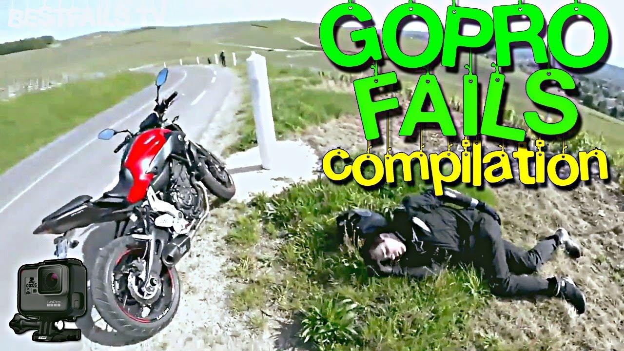 🎥 NEAR DEATH CAPTURED by GoPro vol. 21 [BestFailsTV] COMPILATION 2020