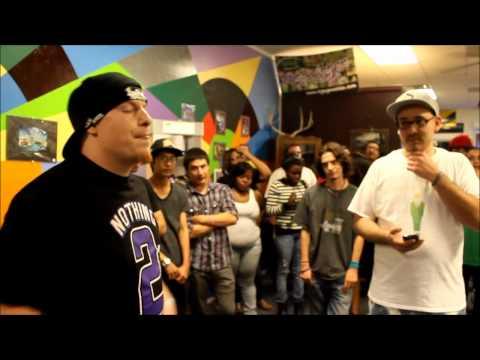 Chuck Clark vs Pat G  Voicebox Battles