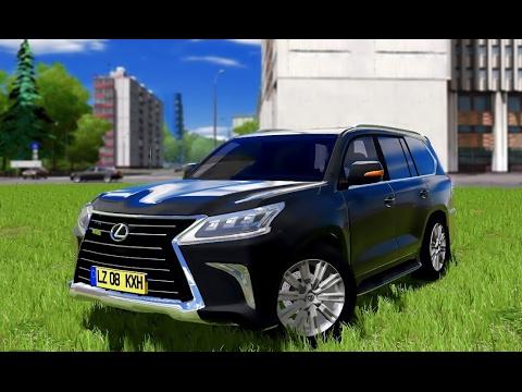City Car Driving Lexus Lx570 2017 5 7l V8 Download Link