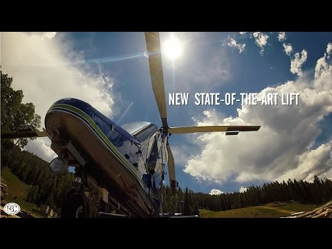 Beaver Creek Combination Lift Tower Install - Shot 100% on GoPro