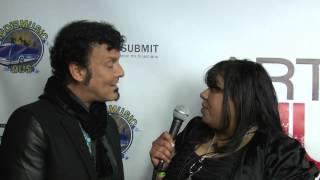 "Interview with jazz musician, David Longoria  ""Artists In Music Awards 2014"""
