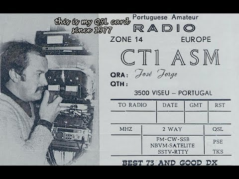 CT1ASM  Portugal 14.244 Mhz to Mississippi June 23 2017