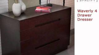 Spacify.com - Bedroom Dresser, Contemporary Dressers, Chest Dressers, European Italian Quality