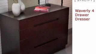Spacify.com - Bedroom Dresser, Contemporary Dressers, Chest Dressers, European Italian Quality