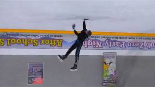Freestyle Ice Skating Peters video