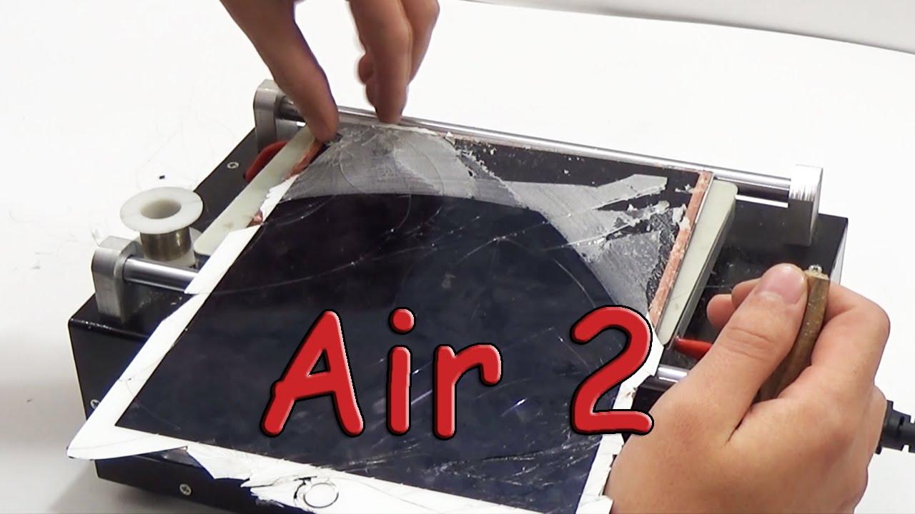 ipad air 2 замена стекла
