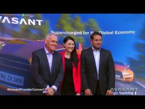 Digital Thought Leaders at Avasant Provider Connect 2015