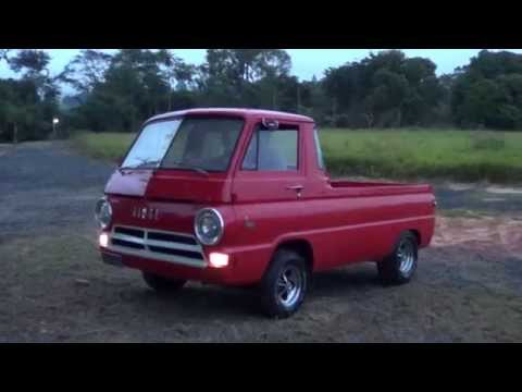 Dodge A100 1966