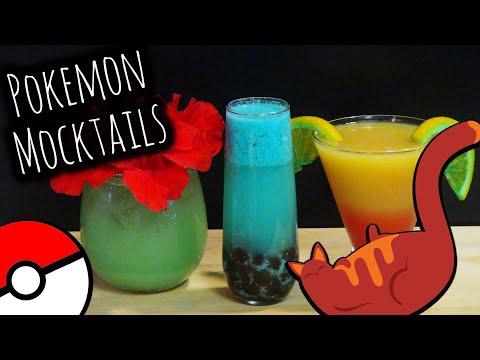 Pokémon Mocktails |