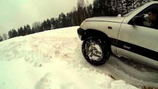 видео Chevrolet Niva 2014 года