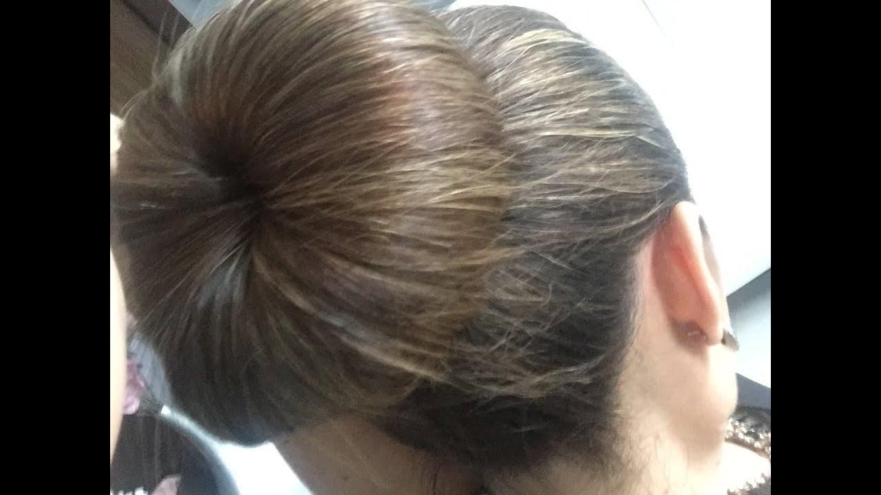 Peinados totalmente recogidos