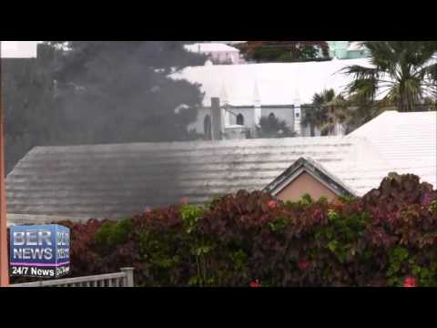 Paget House Fire, July 1 2014