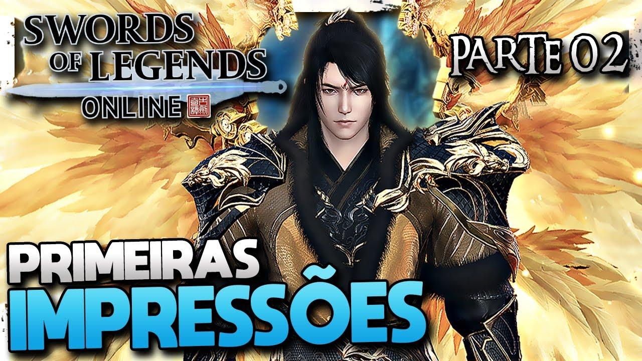 Jogando Swords of Legends Online | Primeiras Impressões do SOLO - Vale a Pena Jogar? Parte 02