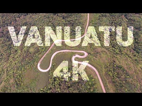 Vanuatu from Above in 4K   DJI Phantom 4 Drone  