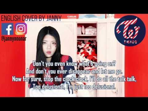 TWICE (트와이스) - TT | English Cover by JANNY