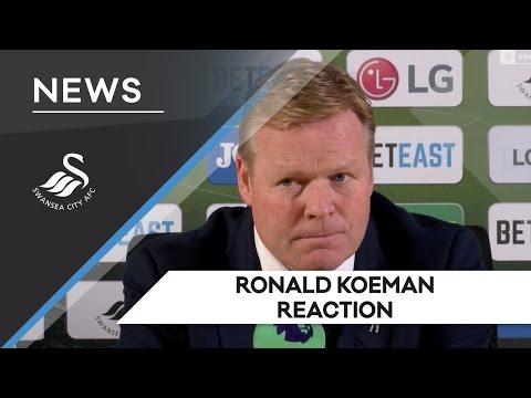 Swans TV - Reaction: Ronald Koeman