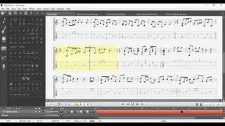 Giã từ . Sáng tác: Ngô Thanh Tùng guitar solo tab by D U Y