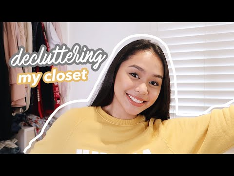 Decluttering my Closet/Makeup Collection! ft. Carousell + Giveaway! | ThatsBella: Hey! I'm Bella, a Filipina Youtuber, who makes beauty and lifestyle videos.   My Carousell Account https://carousell.com/thatsbellayt/  Sell your pre-loved items now on Carousell! https://carousell.com  GIVEAWAY! Prize: P1000 worth of Sephora GC RULES: 1) download the carousell app 2) post 1 thing you'd like to let go inside the app  (from december 10-17) 3) comment below this video why you're letting the item go + your carousell username 4) winner will be announced on the comment section on december 18, monday!   ► Subscribe T H A T S B E L L A https://www.youtube.com/channel/UC0hP6i3jTz4I8x_oPfgnQow  F A C E B O O K  https://www.facebook.com/thatsbellayt/  I N S T A G R A M  https://instagram.com/thatsbellayt/  T W I T T E R https://twitter.com/thatsbellayt/  S N A P C H A T thatsbellayt  A S K . F M thatsbellayt  Here's my P.O. Box where you could send letters and stuff! THATSBELLA P.O. Box #39658 Lipa City, Batangas, Philippines  F A C T S  A B O U T  M E Name: Arabella Nationality: Filipino   B U S I N E S S / S P O N S O R S:  bellefrances09@gmail.com  D I S C L A I M E R: This is not a sponsored video!