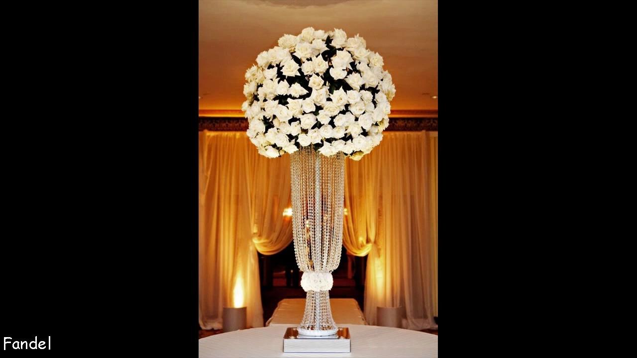 Diy tall wedding centerpieces decorating ideas youtube