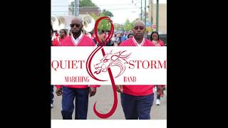 Lane College Quiet Storm marching band -