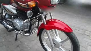 Hero Honda Super Splendor 125 cc.. 2006 Model Restored