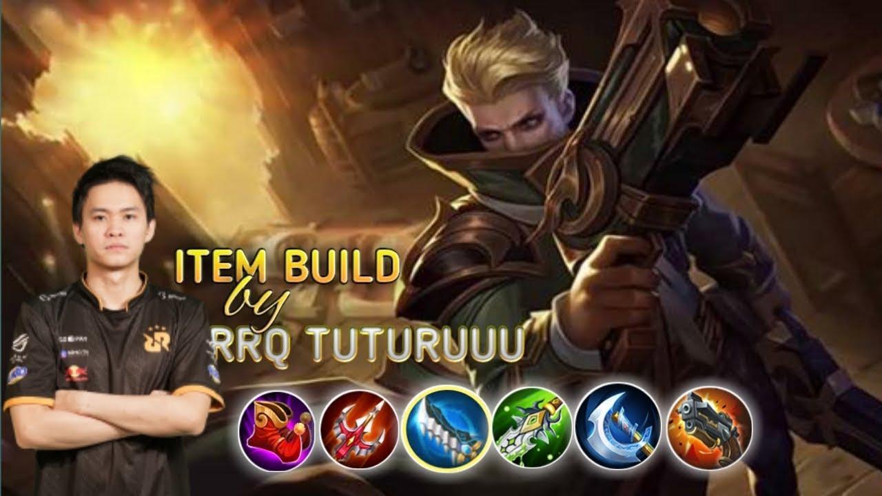 Download Build Granger tersakit 2019!! Gua kerasukan RRQ TUTURUUU | mobile legends bang bang