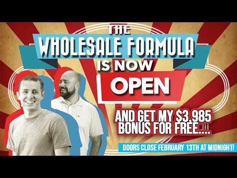 The Wholesale Formula Course Review (Honest Opinion 2021)