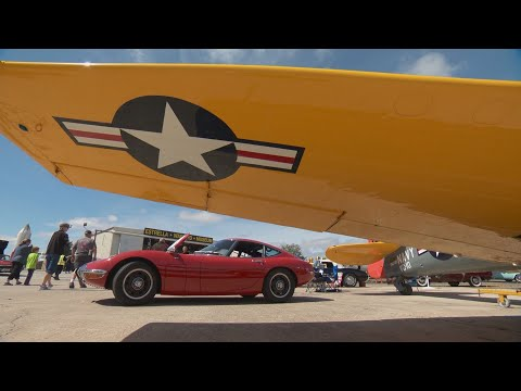 My Classic Car Season 21 Episode 3 - Warbirds, Wings & Wheels