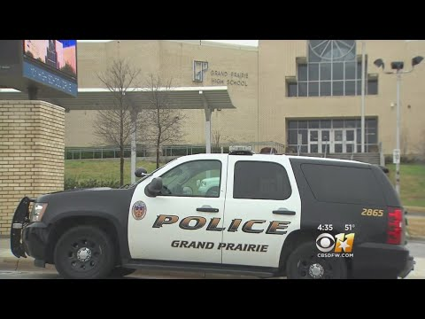 Grand Prairie Police: We Won't Wait For Backup During A Mass Shooting