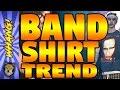 Kim Kardashian and The Metal Band Shirt Trend - Whang!