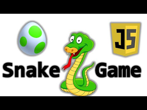 Code The Snake Game Using JavaScript And HTML5