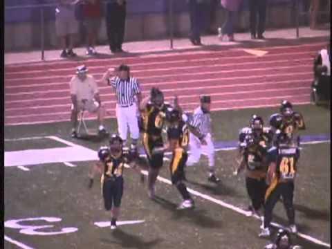 Cody Davis Stephenville Junior Highlights 2006 (No Audio)