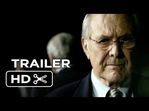 The Unknown Known Official Trailer 1 (2014) - Donald Rumsfeld Documentary HD