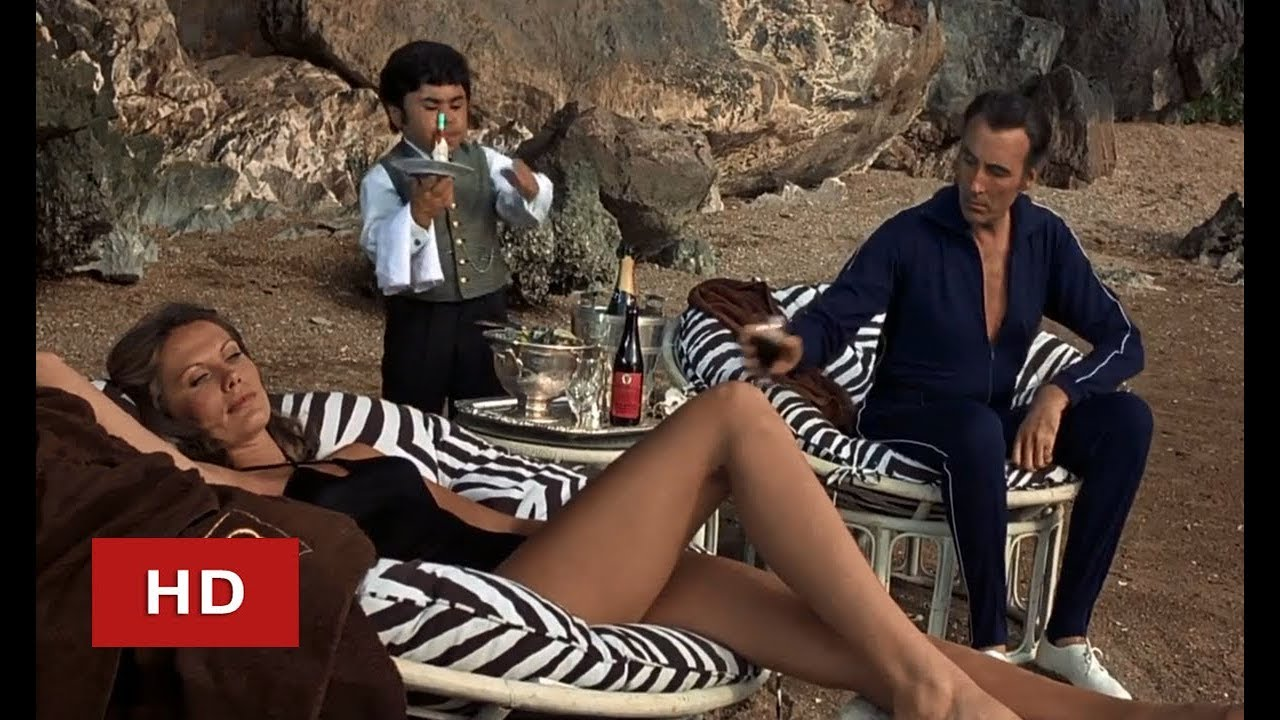 Scara Mistress Scene The Man With The Golden Gun 1974