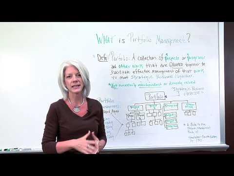 What Is Portfolio Management Vs Project Management