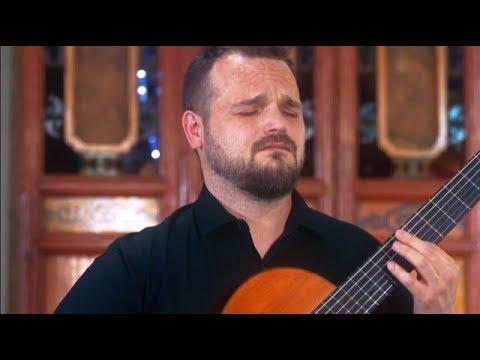 Villa-Lobos Prelude No. 3 - Matt Palmer, guitar
