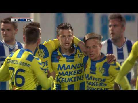 RKC Waalwijk - VVV-Venlo (14 april 2017)