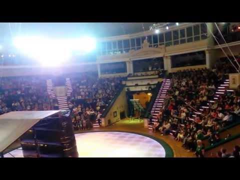 20.06.2015 Происшествие в цирке (Минск)