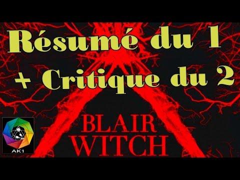 Résumé Projet Blair Witch 1 et 2 + Critique et Analyse Blair Witch 2016 streaming vf