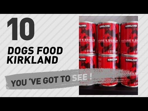 Dogs Food Kirkland // Top 10 Most Popular