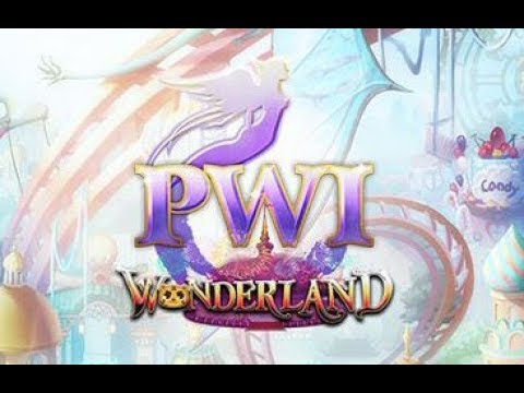 PWI Wonderland LIVE with SoulShatter! (Streamed 31st Jan 2018) *SKIP VIDEO TO 9:20*