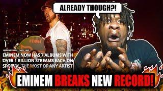 New Eminem Record Broken Already!?
