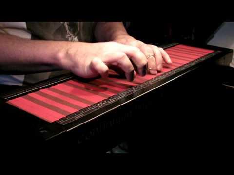 """Haken Continuum Fingerboard - Handel's """"Alla Hornpipe"""""""