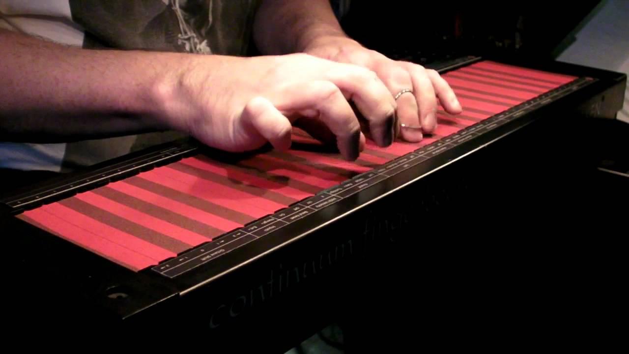 Haken Continuum Fingerboard - Handel's