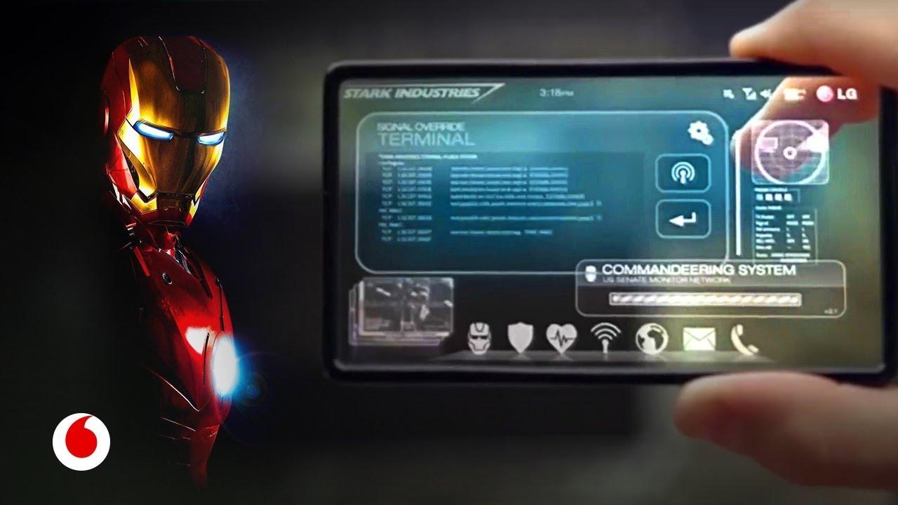 La tecnología de los superhéroes Marvel se traslada al mundo real