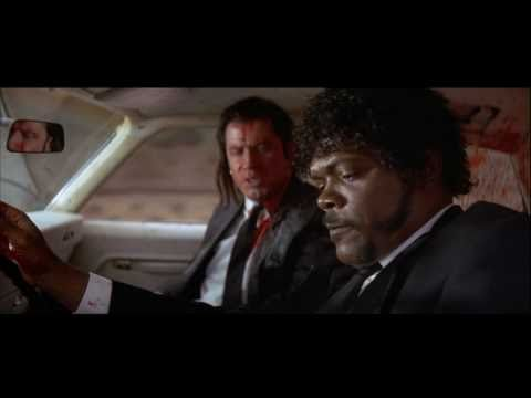 pulp fiction 09 accidental shot youtube