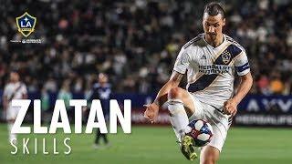 SKILLS: Zlatan Ibrahimovic ultimate skills & goals 2019 season