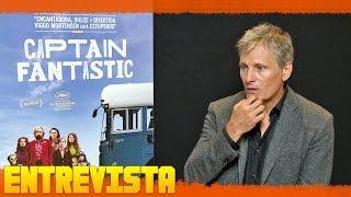 Captain Fantastic Entrevista (Viggo Mortensen) Español