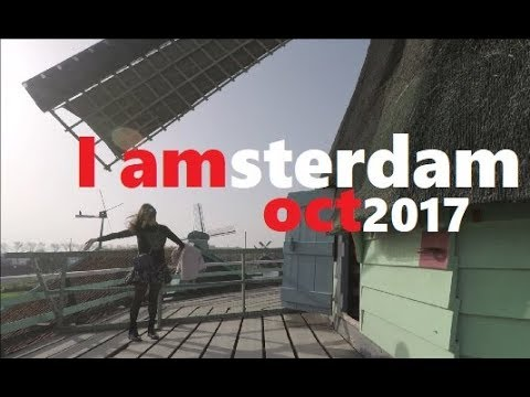 Travel Europe Part 3- Amsterdam, Netherlands